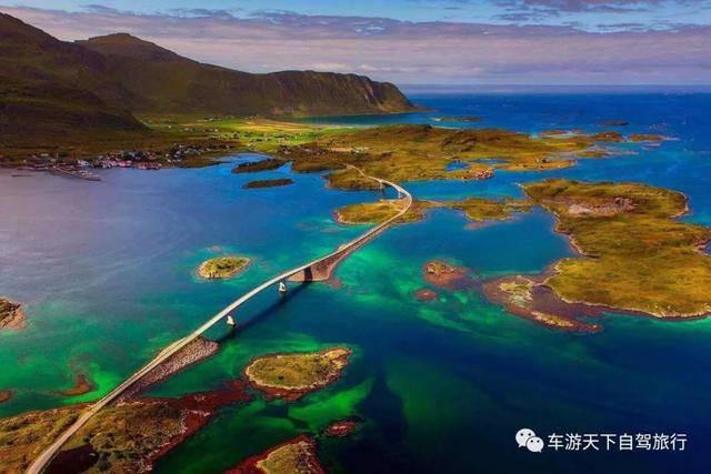 西藏拉萨风景_挪威大西洋海滨之路